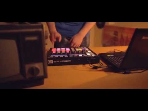 Bass Kleph - Tommy's Dream On MASCHINE | LIVE By Verossi