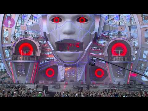 Sander van Doorn live at Alfa Future People 2015, Russia