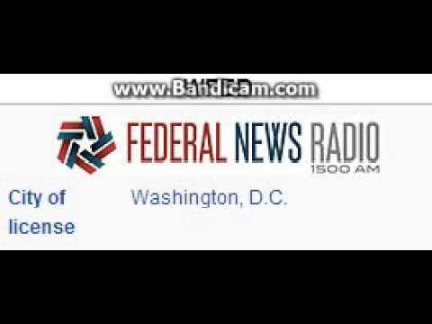 WFED Federal News Radio 1500 AM Washington, DC TOTH ID at 4:00 a.m. TOTH 7/17/2014
