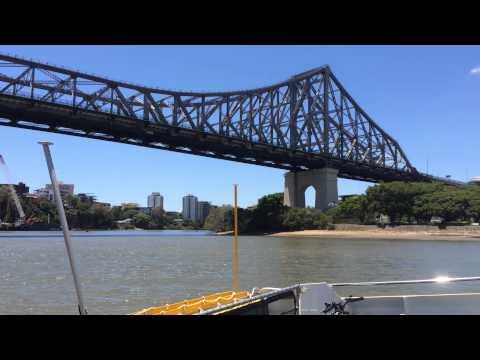Trip, Brisbane City Cat ferry