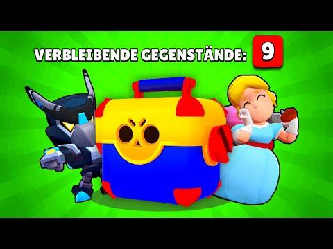 TOP 10 Megaboxen, Showdown Zerstörung Und OP Momente! 🔥 | Brawl Stars Deutsch