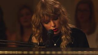Taylor Swift reputation Secret Sessions Featuring New Years Day Performance