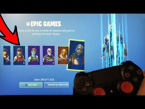 *NEW* How To Get ALL Items FREE In Fortnite! (JENSENSNOW) Landon Fortnite Free Skins Glitch!