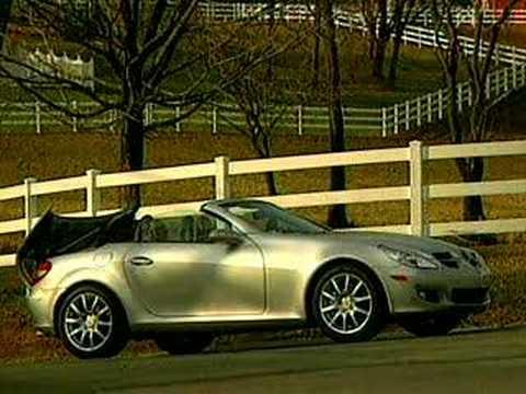 Mercedes benz sla visi n mercedes sla cabrio ficha for Mercedes benz sla
