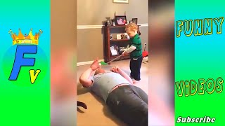 Try Not To Laugh 😁 Funny Baby fails Compilation 😁 Best Funny Baby Videos 😁 Funniest Kids Videos 😁