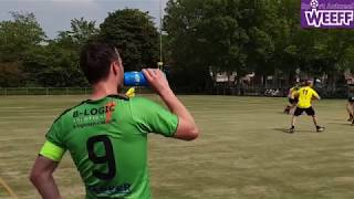 2019-05-18 Veldkorfbal, 2e klasse, ADOS-Woudenberg, hele wedstrijd, Full HD