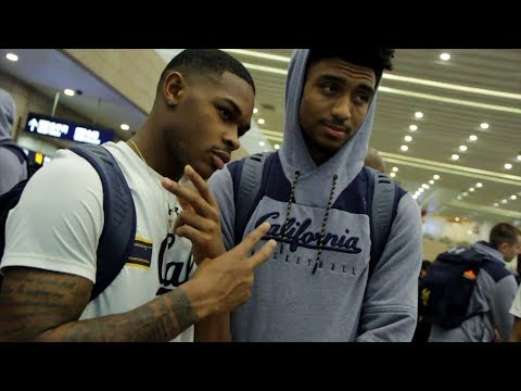 2018 Pac-12 China Game: California men's basketball lands in Shanghai
