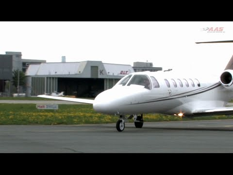 Cessna Citation Jet C525 Type Rating | Atlas Air Service AG