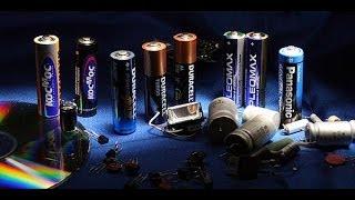 Что делать, если не хватает батареек в фонарик?