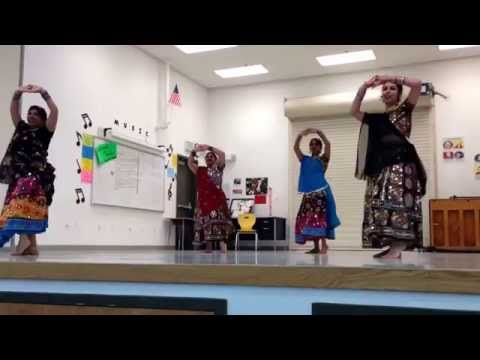 Dance Performance at Kolb Elementary School