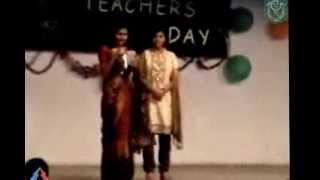 Teacher's Day - 2010-2011- DPS, Nalco Nagar, Angul