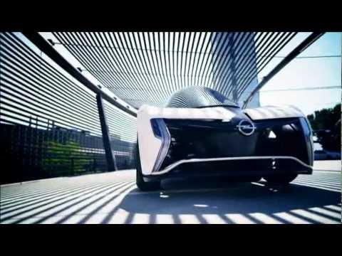 Opel Rak, a metà tra auto e moto.