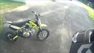 Pit Bike Adventures - First Pit Bike Motovlog