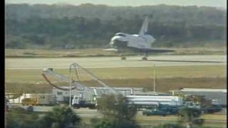 STS-51C Launch and Landing