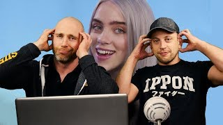 WE ALWAYS LISTEN!! Billie Eilish - Lovely (with Khalid) METALHEAD REACTION!!