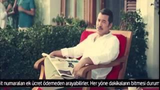 Vodafone Red Yurt Dışı Arama Reklamı