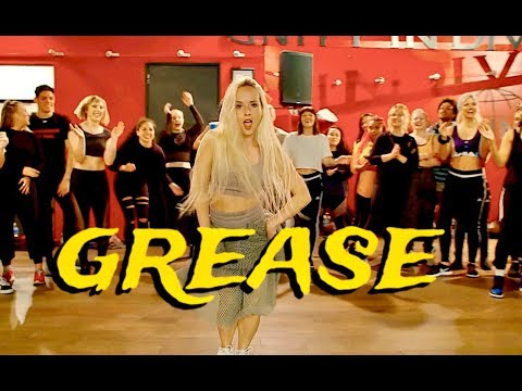 GREASE  Youre The One That I Want  Choreography  @NikaKljun