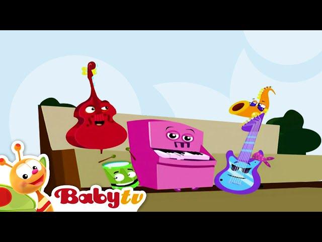 Rock n' Roll met de Jammers - BabyTV Nederlands