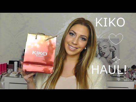 KIKO COSMETICS HAUL !de YouTube · Haute définition · Durée:  9 minutes 19 secondes · 18.000+ vues · Ajouté le 09.02.2015 · Ajouté par Mayra Joann