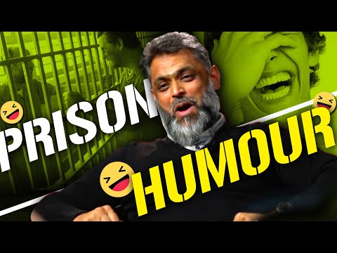 HOW TO REMAIN YOUR HUMOUR IN PRISON - Moazzam Begg