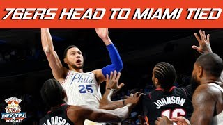 How 76ers Can Beat The Heat? | Hoops N Brews thumbnail