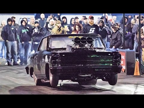 TUFF ENUFF vs Street Outlaws DADDY DAVE!?