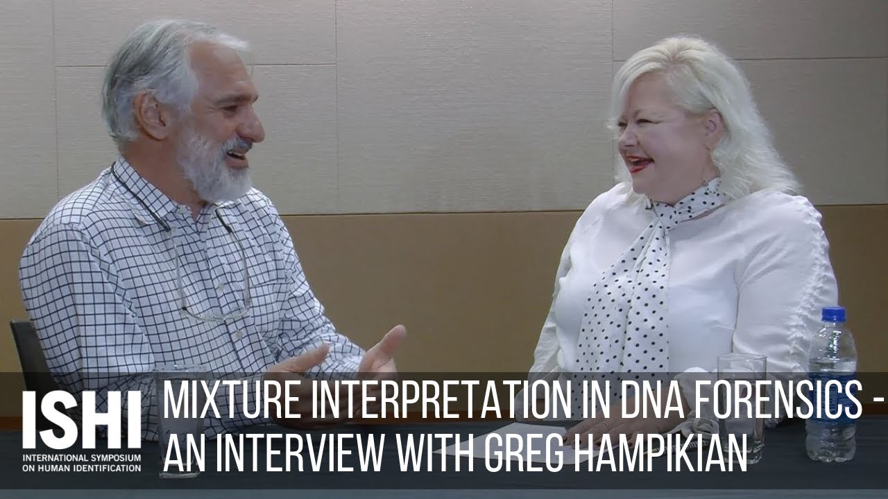 Mixture Interpretation in DNA Forensics - An Interview with ...