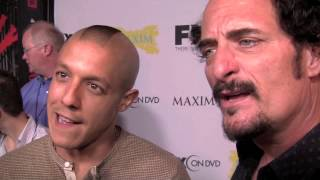 Theo Rossi & Kim Coates Talk Sons of Anarchy Season 5 & Work Life with Kurt Sutter