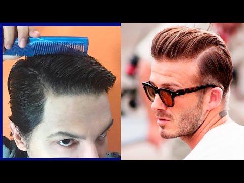 Peinados faciles para hombres