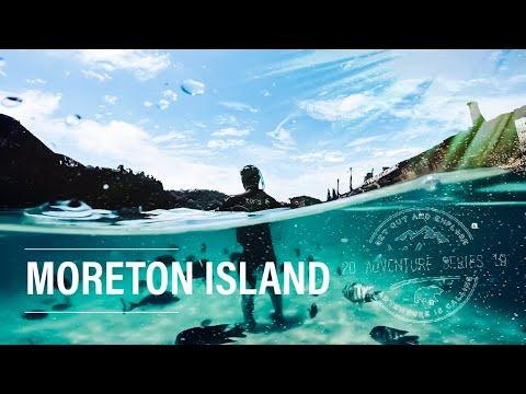 Moreton Island + Tangalooma Wrecks   2018