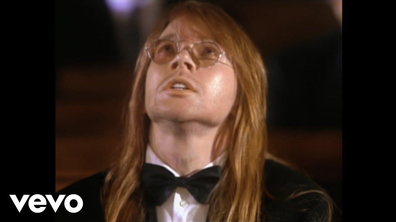 Guns N' Roses - Don't Cry (Live In Paris)