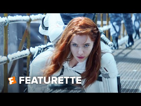 Black Widow Featurette - Ready Set Action (2021) | Movieclips Trailers