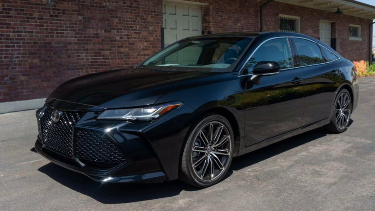 LOOK THIS! Toyota Avalon 2019 Exterior And Interior Color ...