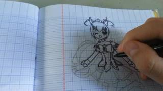 How to draw Cure Happy from Smile Pretty Cure