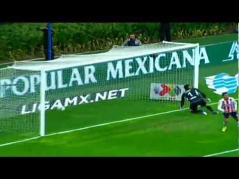 GREAT volley goal in mexico
