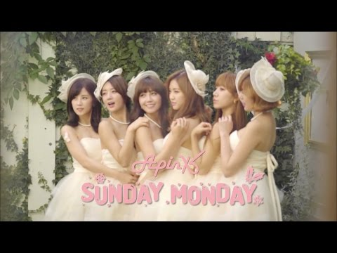 [MV] Apink(에이핑크) - Sunday Monday (Korean ver.)