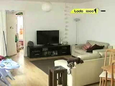 C mo remodelar tu sala 1a parte youtube for Como remodelar una casa vieja con poco dinero