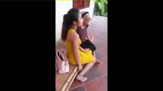 Giọng ca ngọt ngào của hot girl dẫn em đi thi ở Vinh