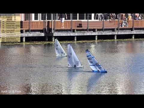 QUEENSLAND DF65 CHAMPIONSHIP Race16 BFleet