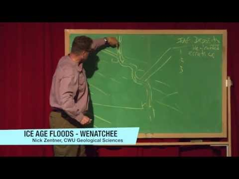 Wenatchee Ice Age Floods: Downtown Geology Lecture Series