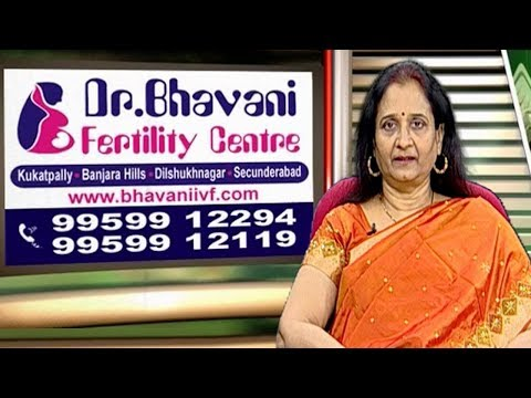 Infertility problems & Suggestions | Dr. Bhavani Fertility Centre | Good Health | TV5 News
