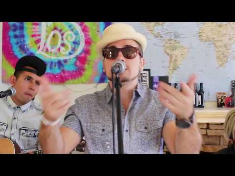 "Nicky Jam - ""El Amante"" (Cover By LOS 5) #BestCoverEver"