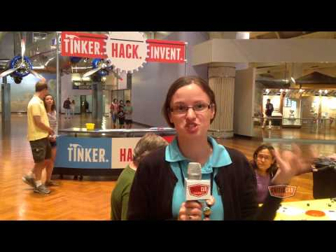 CriticCar Detroit: Danielle Willman @ Tinker. Hack. Invent.