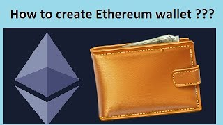 How to create ethereum wallet in Hindi || Best Ethereum wallet ||