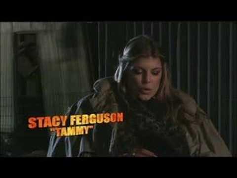 Fergie in Planet Terror