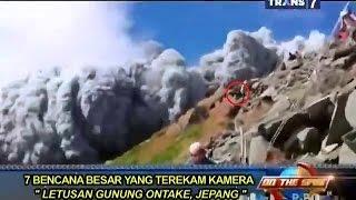 On The Spot - 7 Bencana Besar Yang Terekam Kamera