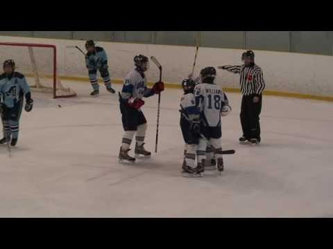 "#10 Goal 20110107 Cumberland Junior Grads 1997 Minor Bantam ""AA"" Hockey Team 2010-11 Season"
