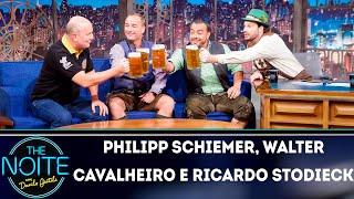 Baixar Philipp Schiemer, Walter Cavalheiro Filho e Ricardo Stodieck | The Noite (03/10/18)