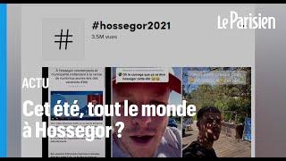 La folie Hossegor sur TikTok : «C'est un super coup de pub pour cet été», savoure le maire