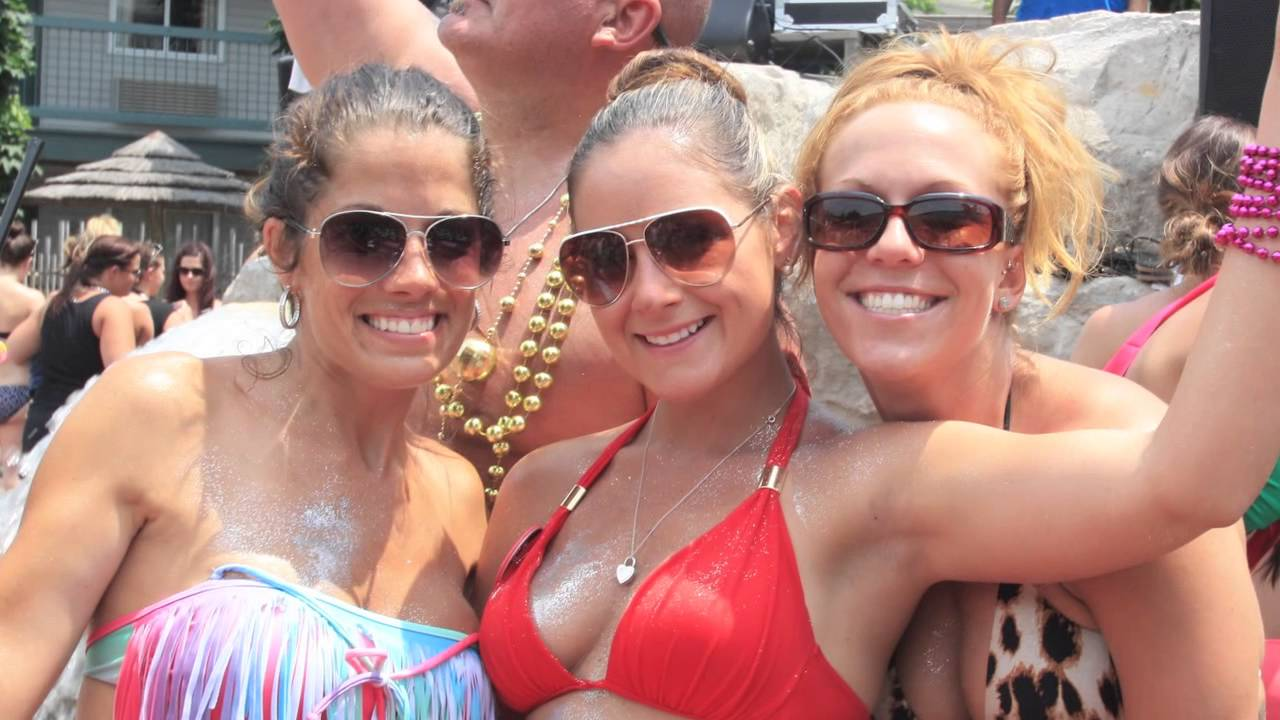 Put-in-Bay Ohio Pool Parties - June 22, 2013 - YouTube